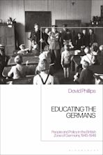 Educating the Germans cover