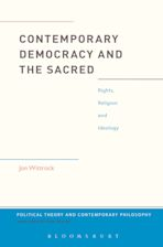 Contemporary Democracy and the Sacred cover
