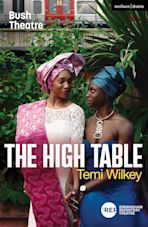 The High Table cover