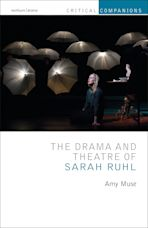 The Drama and Theatre of Sarah Ruhl cover