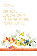 Critical Education in International Perspective cover