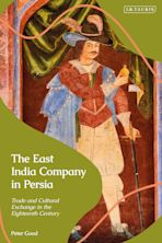 The East India Company in Persia cover