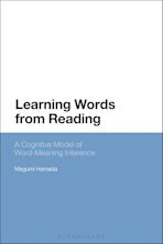 Learning Words from Reading cover