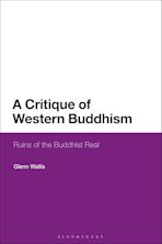 A Critique of Western Buddhism cover