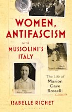 Women, Antifascism and Mussolini's Italy cover