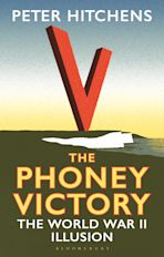 The Phoney Victory cover