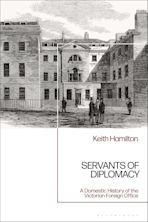 Servants of Diplomacy cover