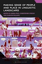 Making Sense of People and Place in Linguistic Landscapes cover