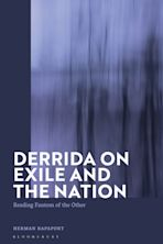 Derrida on Exile and the Nation cover
