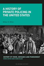 A History of Private Policing in the United States cover