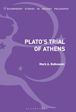 Plato's Trial of Athens cover