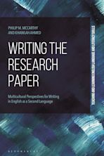 Writing the Research Paper cover