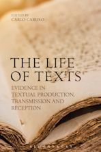 The Life of Texts cover