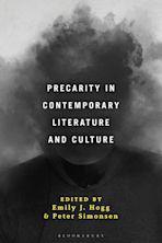 Precarity in Contemporary Literature and Culture cover