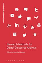 Research Methods for Digital Discourse Analysis cover
