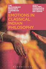 The Bloomsbury Research Handbook of Emotions in Classical Indian Philosophy cover