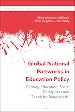 Global-National Networks in Education Policy cover