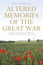 Altered Memories of the Great War cover