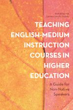 Teaching English-Medium Instruction Courses in Higher Education cover