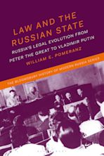 Law and the Russian State cover