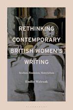 Rethinking Contemporary British Women's Writing cover