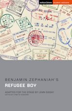 Refugee Boy cover