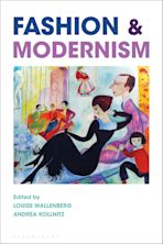 Fashion and Modernism cover