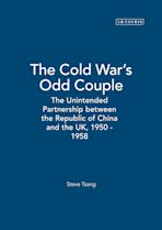 The Cold War's Odd Couple cover