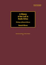 A History of the Left in South Africa cover