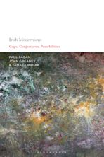 Irish Modernisms cover