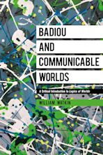 Badiou and Communicable Worlds cover