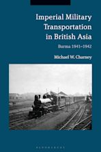 Imperial Military Transportation in British Asia cover