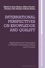 International Perspectives on Knowledge and Quality cover