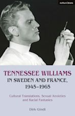 Tennessee Williams in Sweden and France, 1945–1965 cover