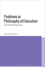 Problems in Philosophy of Education cover