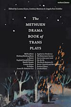 The Methuen Drama Book of Trans Plays cover
