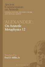 'Alexander': On Aristotle Metaphysics 12 cover