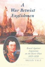 A War Betwixt Englishmen cover
