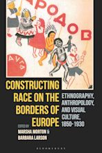 Constructing Race on the Borders of Europe cover