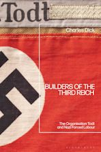 Builders of the Third Reich cover