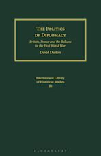 The Politics of Diplomacy cover