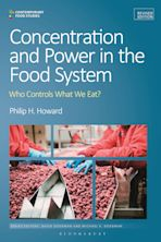 Concentration and Power in the Food System cover