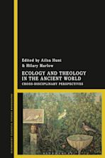 Ecology and Theology in the Ancient World cover