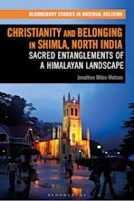 Christianity and Belonging in Shimla, North India cover