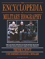 The Encyclopedia of Military Biography cover