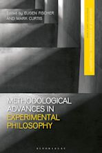 Methodological Advances in Experimental Philosophy cover