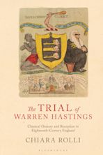 The Trial of Warren Hastings cover