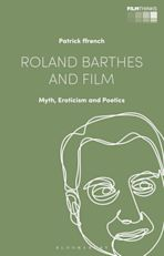 Roland Barthes and Film cover