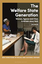 The Welfare State Generation cover