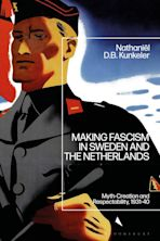 Making Fascism in Sweden and the Netherlands cover